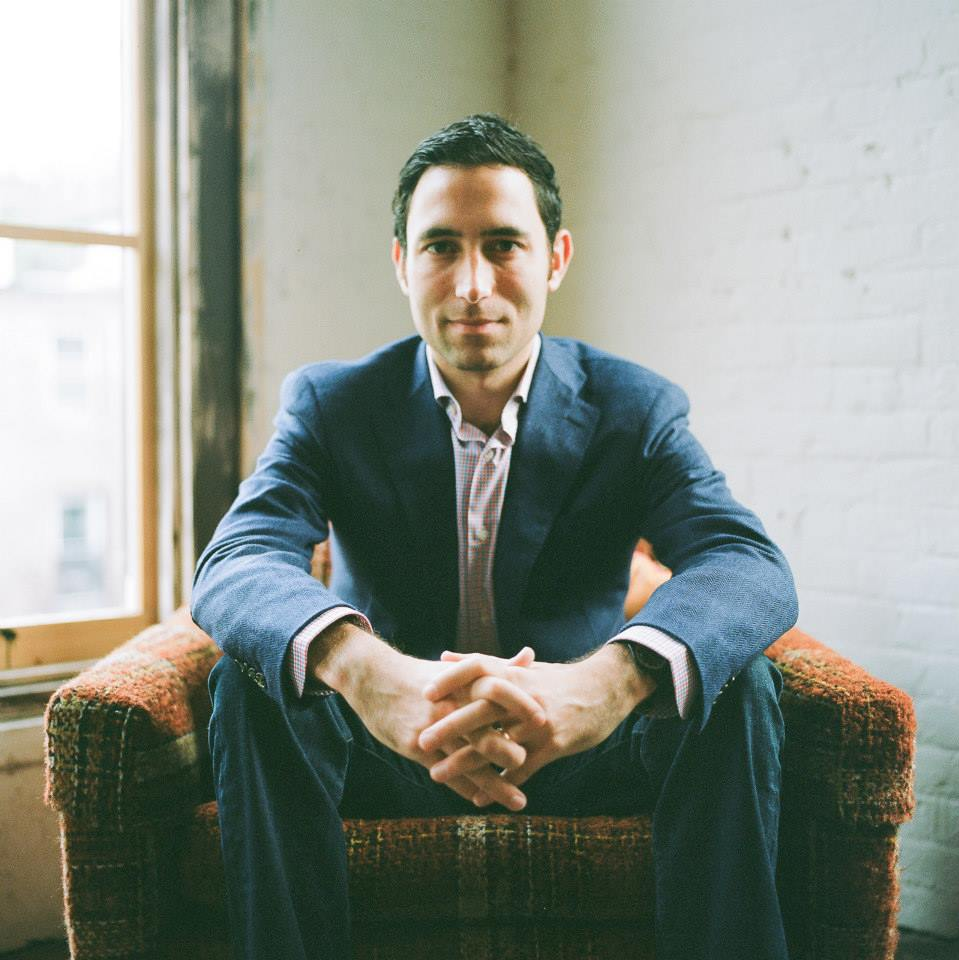 Scott Belsky Interview Portrait